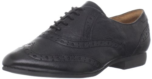 Oxford Women's Brogue Charlie Black Clarks wqZEAdtA