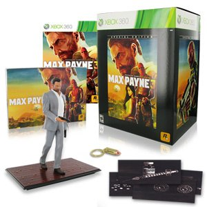 Max Payne 3: Special Edition -Xbox 360 (Max Payne 3 Special)