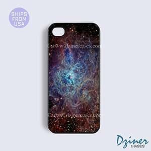 iPhone 5c Tough Case - Space Cloud Design iPhone Cover by icecream design