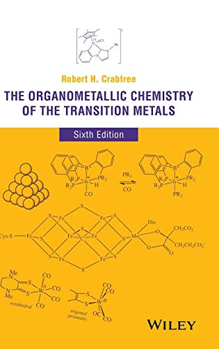 The Organometallic Chemistry of the Transition Metals