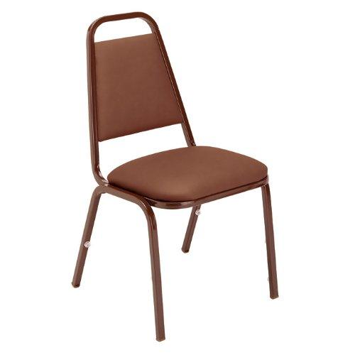 VIR489265E38G4 - 8926 Series Vinyl Upholstered Stack Chair ()
