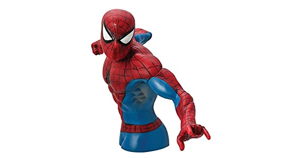 Amazon.com: Monogram Spider-Man Action Figure Bust: Toys & Games