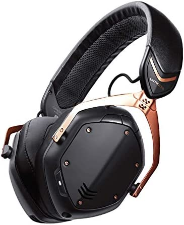 V-Moda Crossfade 2 Wireless Codex Edition with Qualcomm aptX and AAC – Rose Gold