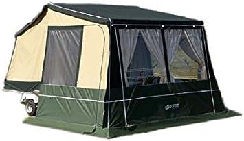 Remolque tienda para camping Kenya Desert de Comanche: Amazon ...