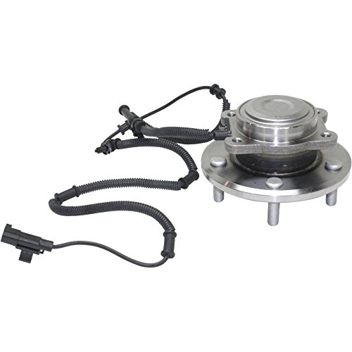 - Wheel Hub and Bearing compatible with 2008-11 Chrysler Town & Country Dodge Grand Caravan Rear Left or Right FWD