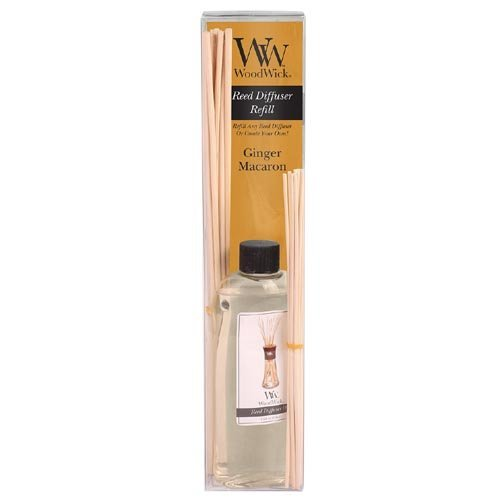 Virginia Candle WoodWick Reed Diffuser Refill - Ginger Ma...