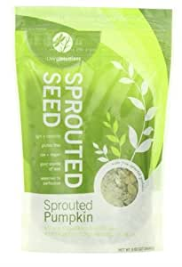 Living Intentions Super Seed, Sprouted Pumpkin, 8 Ounce