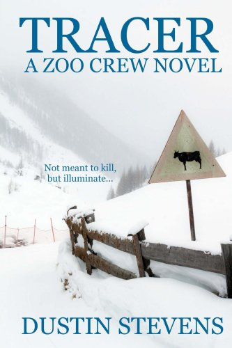 Tracer - A Thriller: A Zoo Crew Novel (Zoo Crew series Book 3) cover