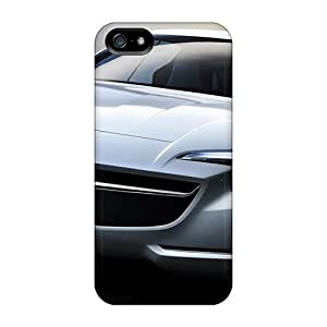 Tpu Case Cover Compatible For Iphone 5/5s/ Hot Case/ Opel Concept