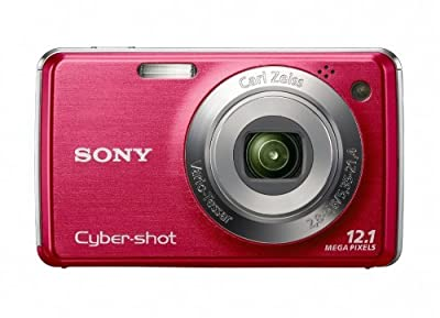 Sony Cyber-shot DSC-W230 12.1 MP Digital Camera with 4x Optical Zoom and Super Steady Shot Image Stabilization by Sony