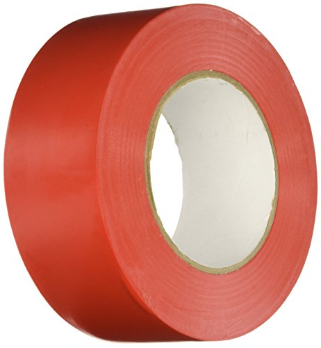 BSN Floor Tape, Red, Medium/2