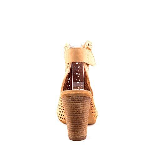 Felmini - Zapatos para Mujer - Enamorarse com Braga 8780 - Zapatos de tacón altos - Cuero Genuino - Marrón - 0 EU Size Marrón