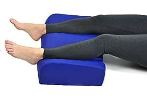Amazon Com Leg Rest Heel Elevated Double Leg Support