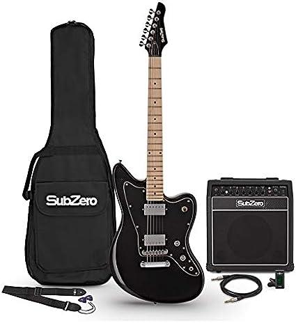 SubZero Rogue 15W Amp Pack Midnight Oil: Amazon.es: Instrumentos musicales