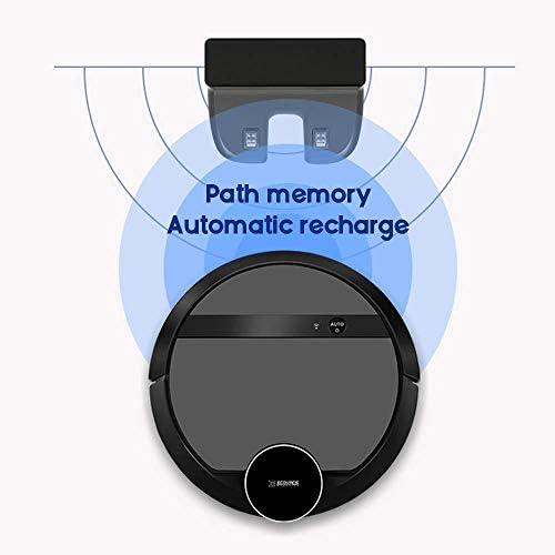 SEESEE.U Balayeuse Robot, Balayeuse et Remorquage Aspirateur Ménager Intégré Automatique Planification Intelligente Route