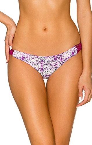 Aerin Swimsuit Rose (Aerin Rose B468 Womens Macrame Hipster Bottom, ST. Tropez, Size - X-Large)