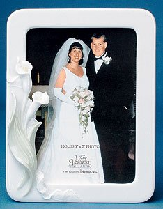Valencia Calla Lily Wedding Frame Calla Lily Wedding Frame