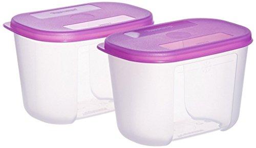 Tupperware Mini Freezer Mate Set 300ml, Set of 2