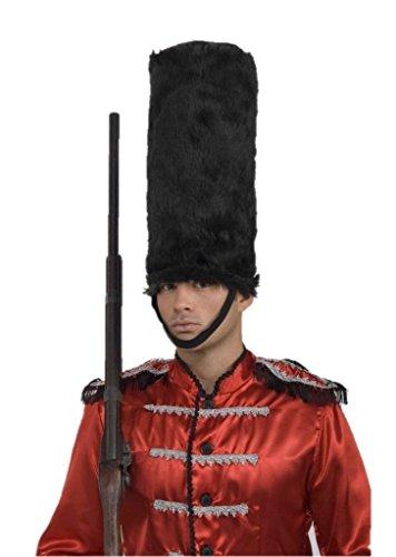 Forum Novelties Men's Novelty Adult English Guard Hat, Black, One Size -