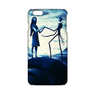 3D Case Cover Halloween NightMare Before Christmas Phone Case for iphone 5 5s