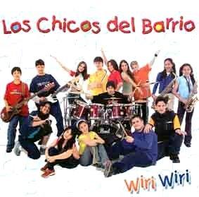 Los Chicos Del Barrio - Wiri Wiri - Amazon.com Music