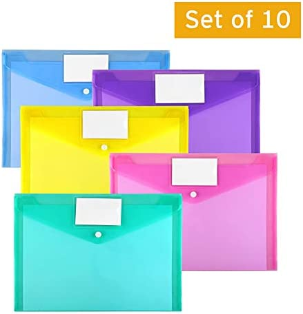 Envelopes Sooez Document Organization Assorted product image