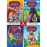 Alice in Wonderland / Black Beauty / Peter Pan