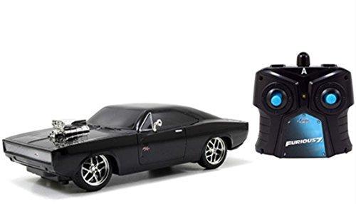 Fast & Furious 1 [並行輸入品]/24 Dom's Car '70 Dodge Charger Fast R/T Radio Control Car R/C by Jada [並行輸入品] B01JBD1Q1I, Friends:3fd3c583 --- apimanufacturer.marketcentral.in