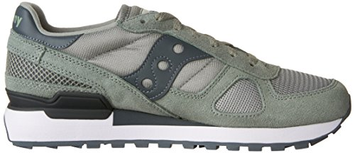 Saucony Originals Mens Shadow Original Sneaker Green/Charcoal FJN6DWsgmR