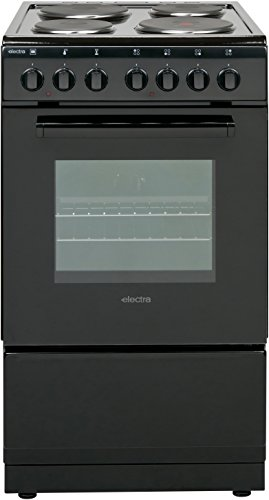 Electra SE50B Freestanding B Rated Electric Cooker - Black