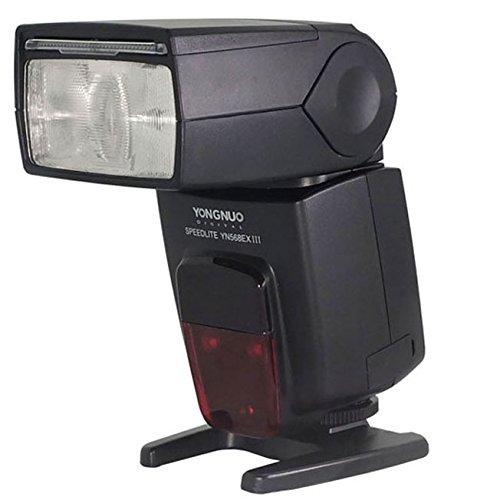 YONGNUO YN568EX III Flash Speedlite TTL HSS 1/8000s for Canon camera + WINGONEER Diffuser
