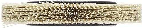 Scotch-Brite(TM) Radial Bristle Brush, Aluminum Oxide, 6000 rpm, 8 Diameter x 1 Width, 120 Grit, White (Pack of 1) by Scotch-Brite (Image #2)
