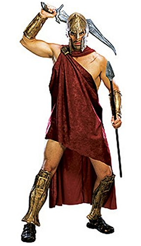 Spartan Costume - 300 Movie Costume - Adult Costume (300 Spartan Halloween Costume)