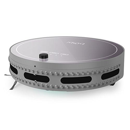 bObi Pet Robotic Vacuum Cleaner, Silver