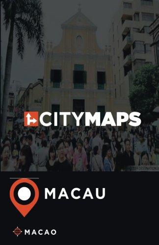 City Maps Macau Macao