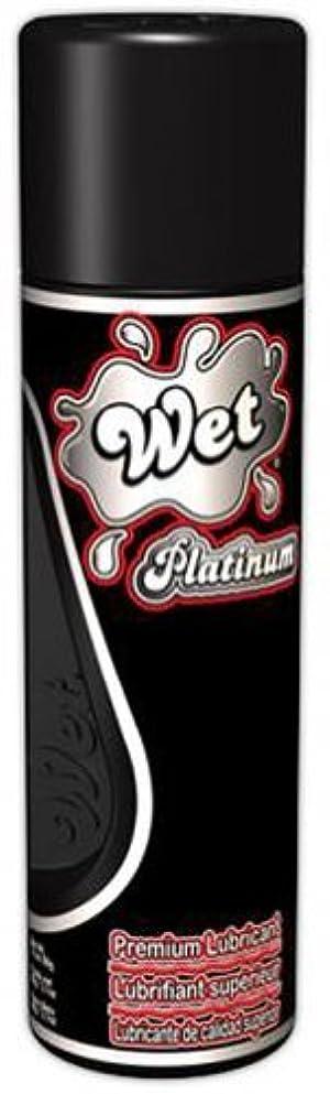 Wet Platinum Lubricant - 3.1 oz by Wet Lubricant