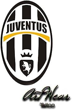 Tatuaje Temporal Equipe Club fútbol – Italia Juventus Turin ...