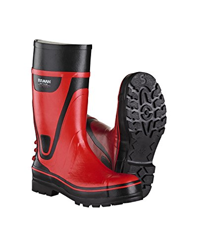 Blakläder 8480000568937 Stivali di sicurezza, taglia 37, colore: rosso/marine Blue
