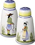 Quimper Henriot Salt & Pepper Shakers