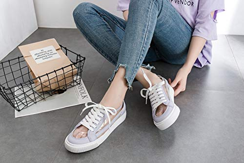 8136 Cool Soft Sneakers PU Injection Shoes Footwear for 25-27cm Feet