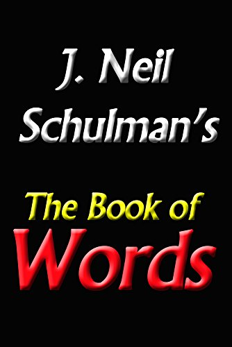 Link to J. Neil Schulman's The Book of Words Kindle