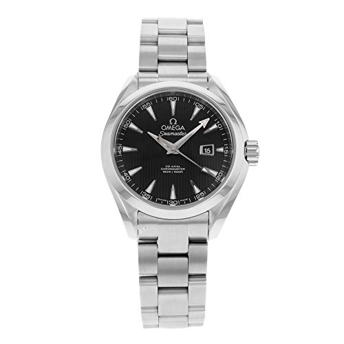 Omega Seamaster Automatic-self-Wind Male Watch 231.10.34.20.01.001 (Certified Pre-Owned)