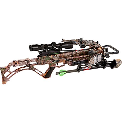 Excalibur Micro Suppressor Crossbow Package FREE SCOPE UPGRADE To Twilight DLX Scope by Excalibur (Image #1)