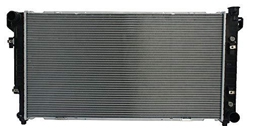 Klimoto Brand New Radiator fits Dodge Ram 2500 3500 1994-2002 8.0L V10 2 Row 52029176AB 52006478 52028057AF 52006478 52028057A