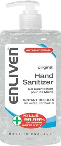 Enliven Hand Sanitizer Original Amazon Co Uk Electronics