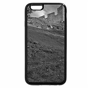iPhone 6S Plus Case, iPhone 6 Plus Case (Black & White) - beautiful castle hume scotland