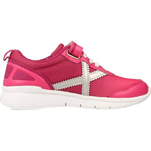 Munich Zapatillas Para Niña, Color Rosa, Marca, Modelo Zapatillas Para Niña Ground Kid VCO Rosa Rosa
