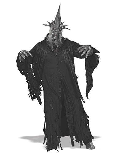 Rubie's Lord of The Rings Deluxe Witch King Costume, Multicolor, Standard ()