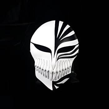 Cosplaywho Venetian Mardi Super Bleach Kurosaki Ichigo Black Hollow Mask