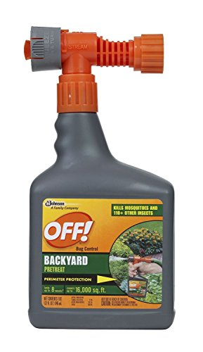 Off! Bug Control Yard Pretreat, 32 Ounce (Pack of 10) by OFF!